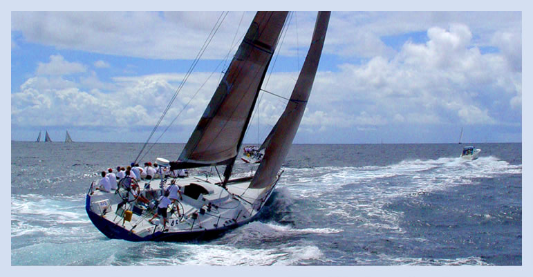 Sailing Week English Harbour Antigua
