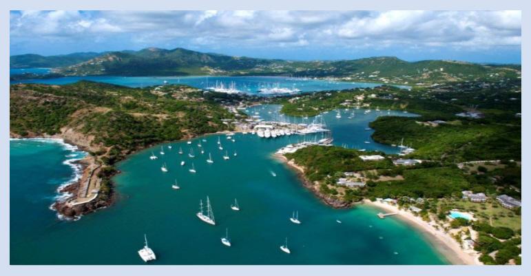 Beach Villa Jolly Harbour Marina Antigua